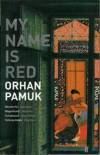 My Name is Red - Front cover